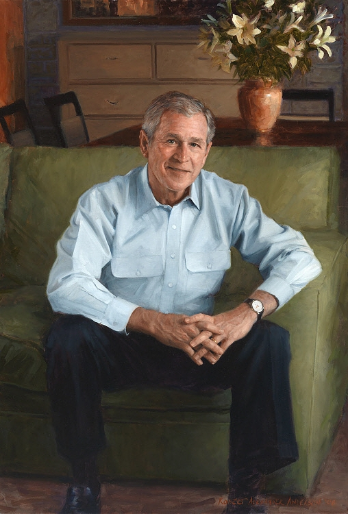 Robert A. Anderson - George W. Bush