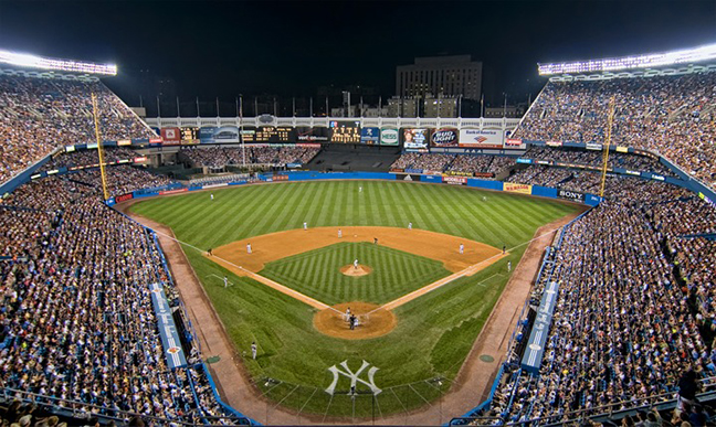 New York Yankees - Old Yankee Stadium (*defunct)