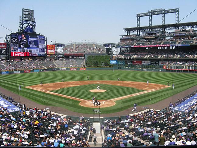 Colorado Rockies - Coors Field