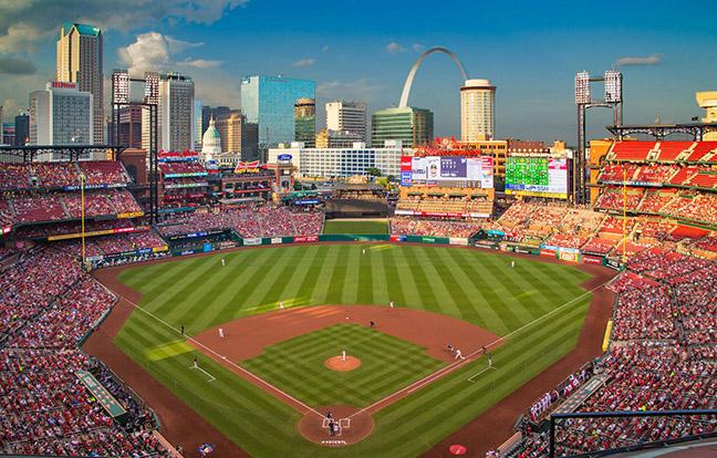 St. Louis Cardinals - Busch Stadium III