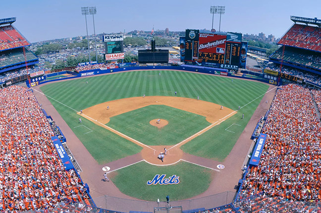 New York Mets - Shea Stadium (*defunct)
