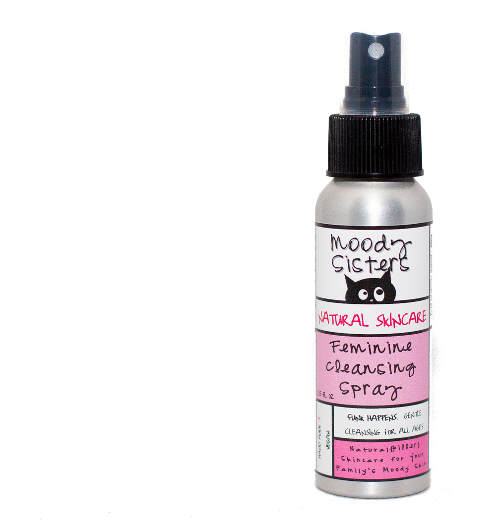 Cleansing Spray Moody Sisters Skincare