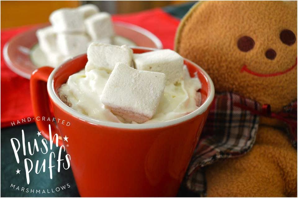 Plush Puff Gourmet Marshmallows