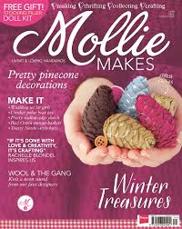 Mollie Makes features Moody Sisters