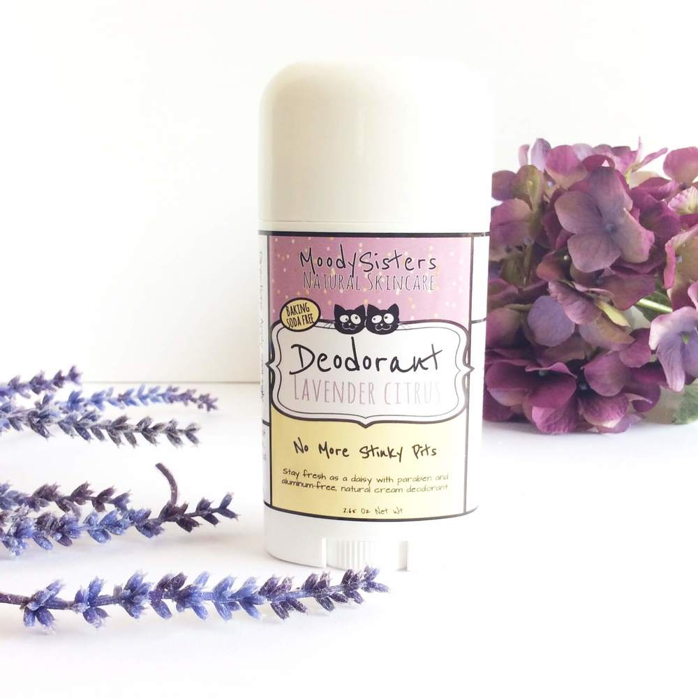 Lavender & Citrus is a refreshing treat