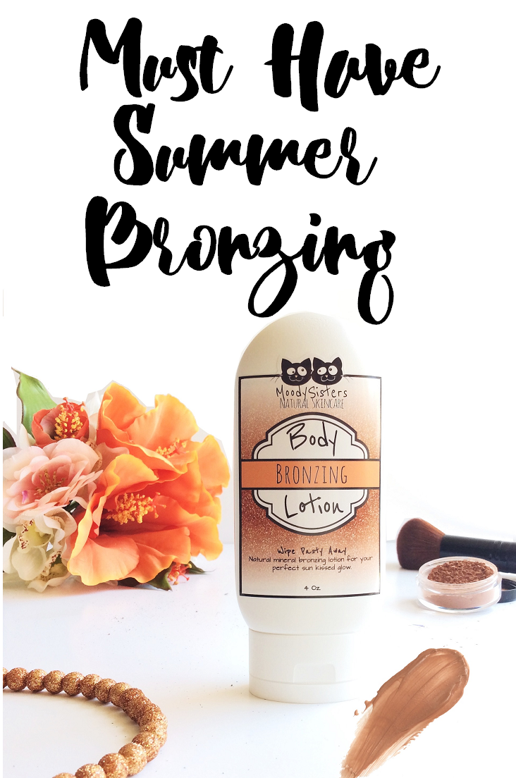 Moody Sisters Summer Must Have Bronzers