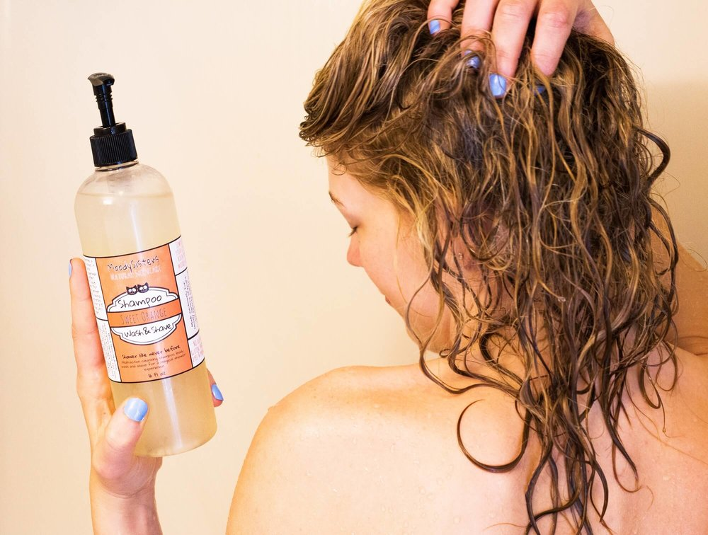 How to switch to natural hair care - Read More...
