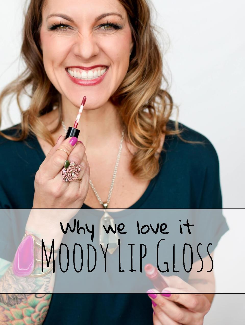 Moody Sisters Lip Gloss