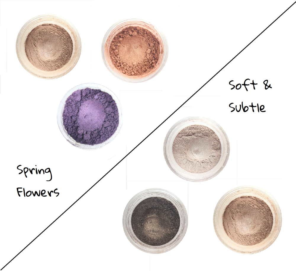 Moody Sisters Eye Shadows