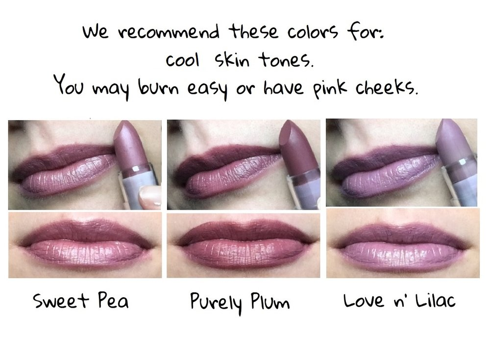 Lip Gloss for warm skin tone