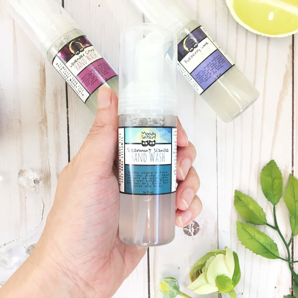 Moody Sisters Foaming Hand Wash