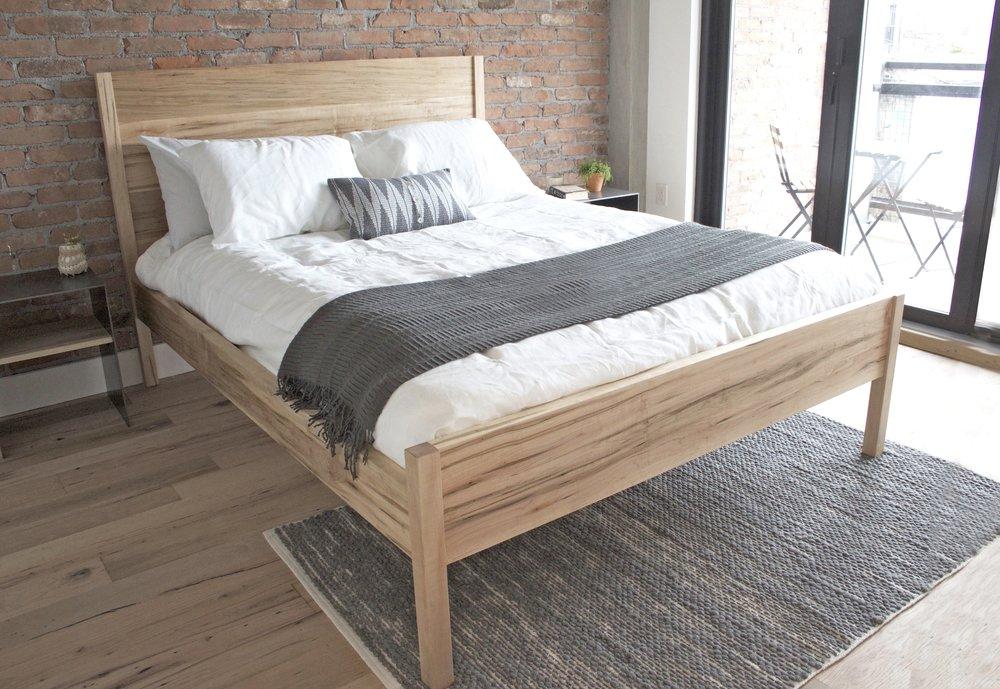 Ambrosia Maple Bed