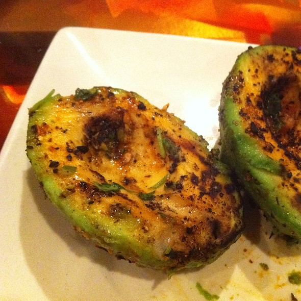 Famous Grilled Avocado @ El Taco Loco Mexican Restaurant    Via  Foodspotting