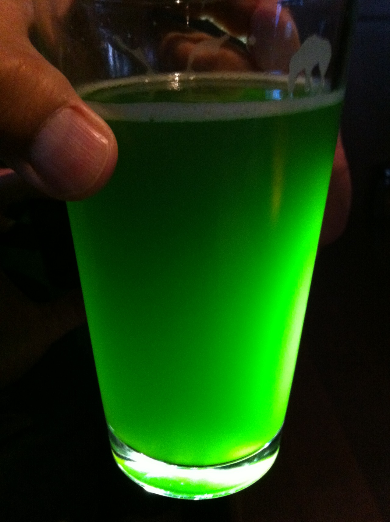 Green House Hefeweizen @ The Yardhouse. Virginia Beach, VA.
