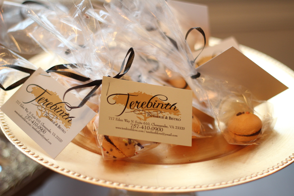 Terebinth Patisserie and Bistro  with event planning by  Ted Martinez
