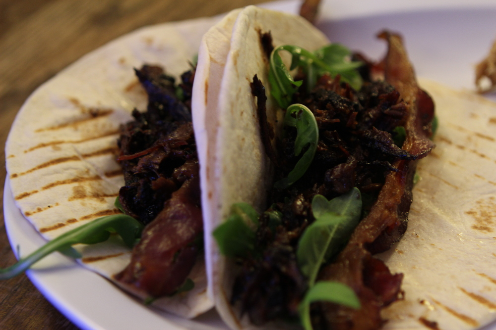 Burnt Ends Tacos