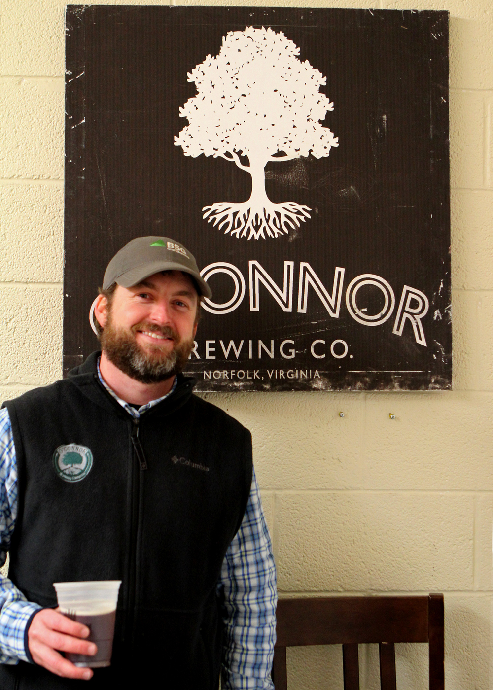 Kevin O'Connor Brewer/Owner