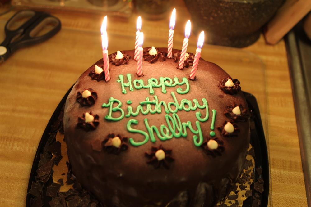 Happy Birthday Shelby I Heart Food