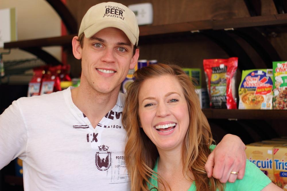Luke and Emily Stephens