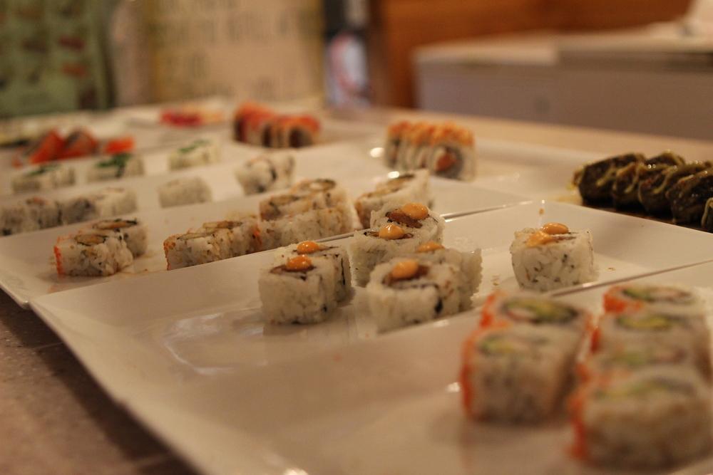 Misako sushi bar