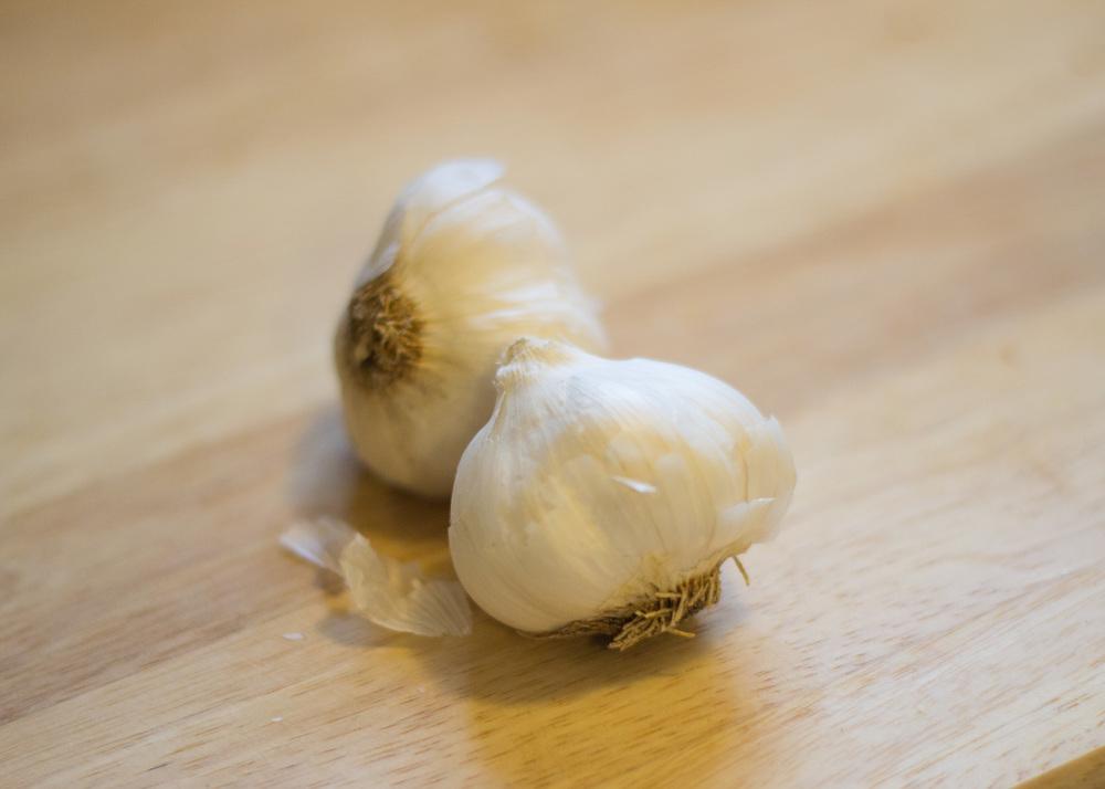 Garlic, always have garlic on hand