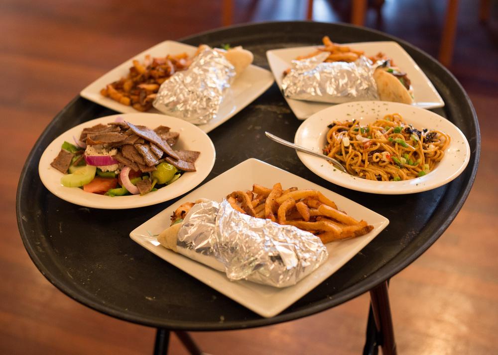 Virginia beach restaurant week 2015 ammos for lunch i for Ammos authentic greek cuisine