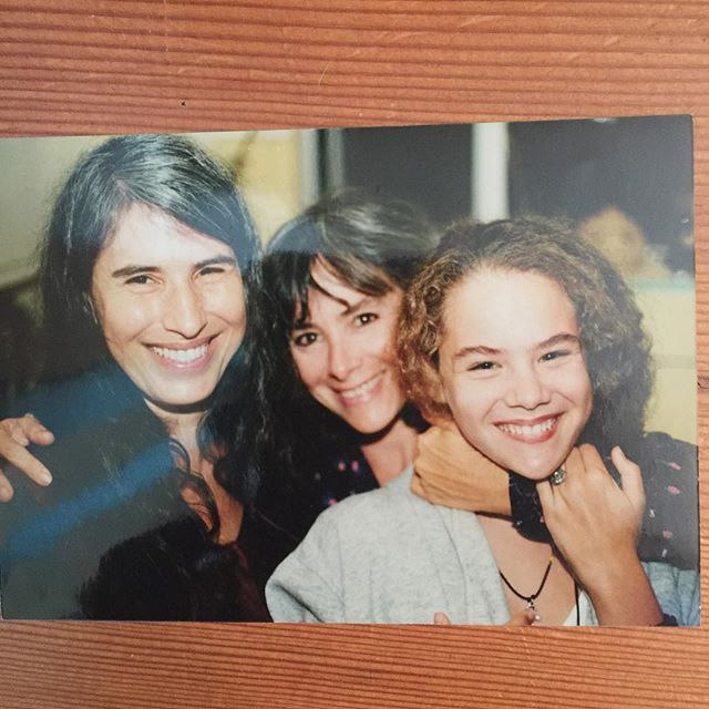 I am so grateful for my clan of witches. I come from a long line and I think I have done my best to create a community of powerful light filled women to be with Bell when as she grows up. This picture is from high school as my mom (the one with the death grip around my neck) would visit her best friend in Mill Valley, California. Every summer we would get to be in the magical world of my fairy godmother. She is the one who 14 years ago mentored me into becoming a professional organizer. I feel she assisted from a much earlier age at honing my skills as a manifestor. Without her I may still have been without purpose or anchor. She saw something in me that I had yet to acknowledge. We all need the ones that see who we really are and champion us from that place. If you are a woman in my life know that is what you offer me and accept my full hearted gratitude.