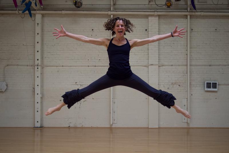 Also featuring  Deborah Cohan  , survivor, physician and modern dancer.