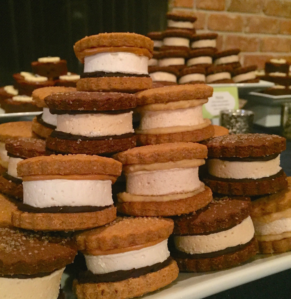 Scottsdale Wedding S'more Sandwiches Desserts