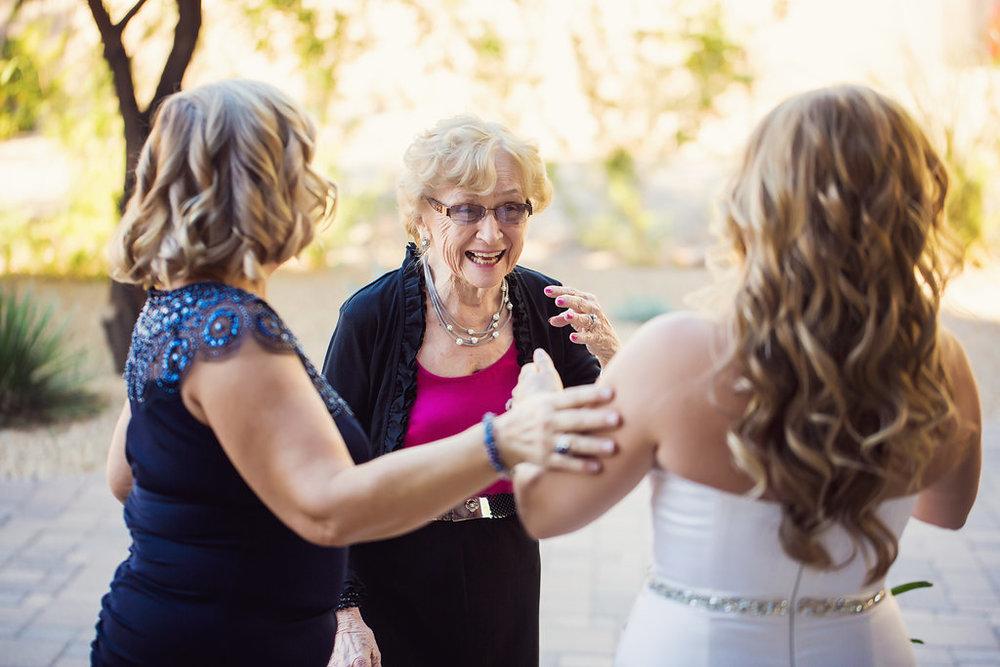 Sip and Twirl-Arizona Wedding-First Look
