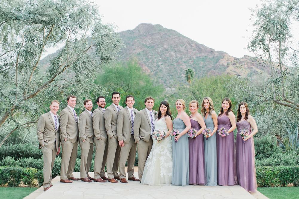 Romantic El Chorro Wedding