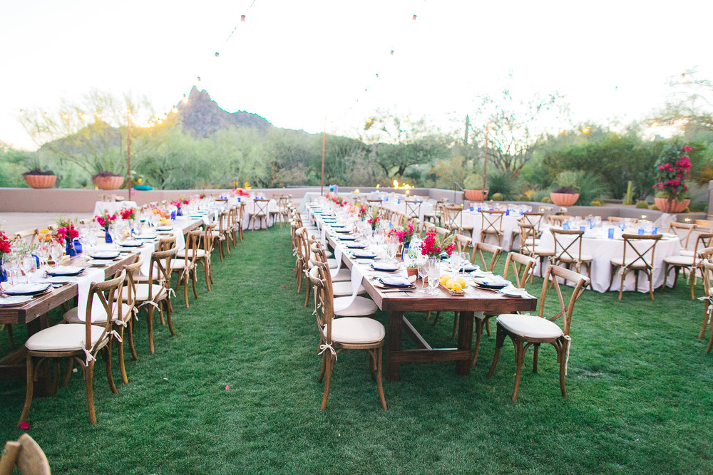 Greek Wedding at Four Seasons Scottsdale