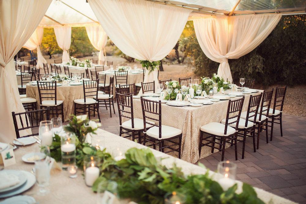 Pinnacle Peak Private Residence Wedding