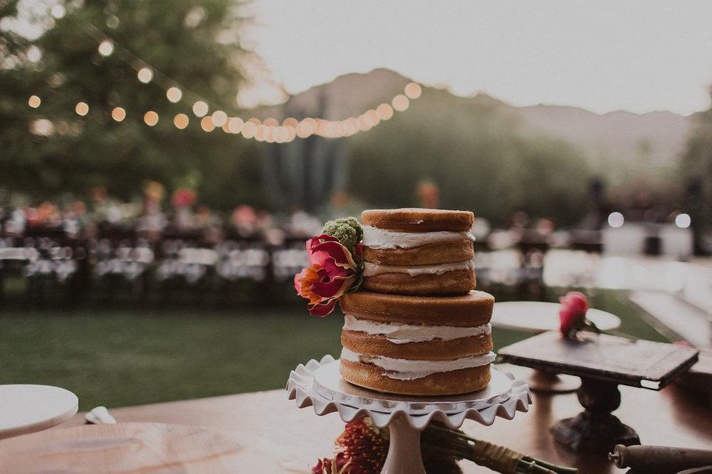 Paradise Valley Backyard Wedding