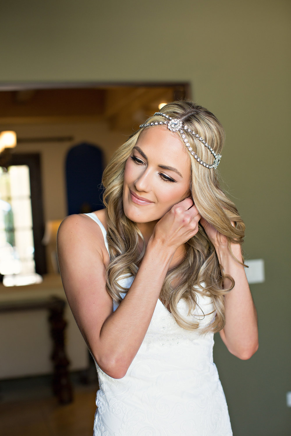 Wedding Planner Arizona Bridal Hairdo