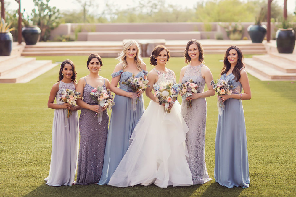 Wedding Planner Arizona Bridesmaids