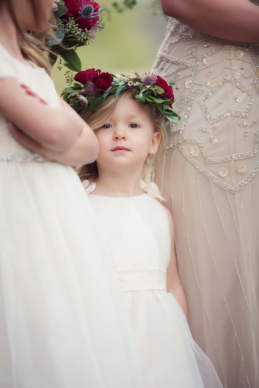 Wedding Planner Arizona Flowergirl