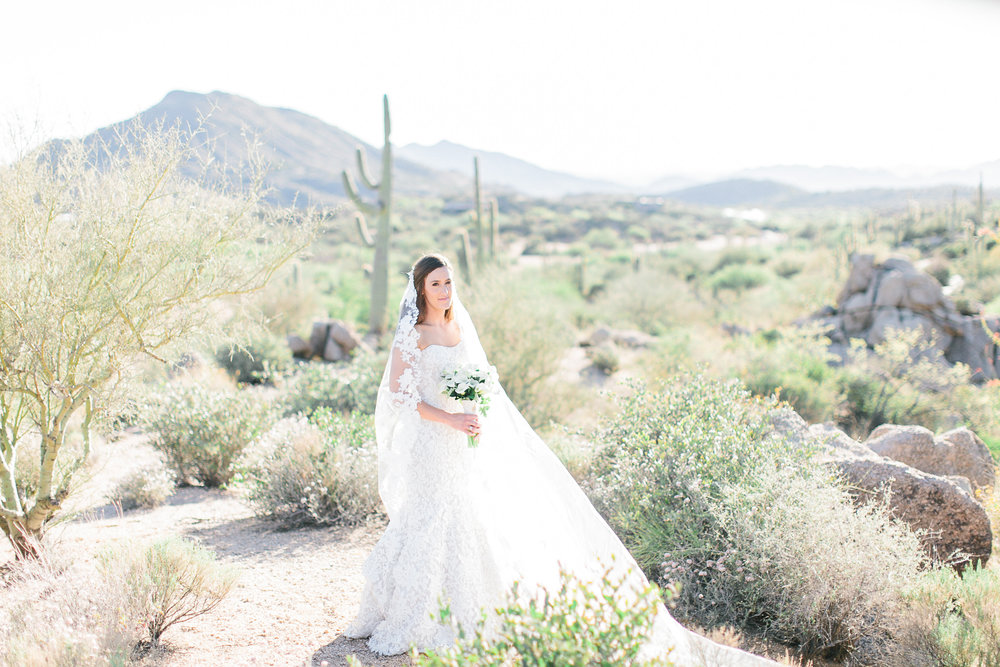 Arizona Wedding Planners Desert Mountain