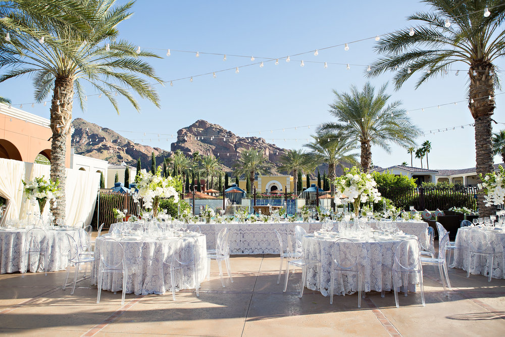 Arizona Wedding Planner Montelucia Wedding