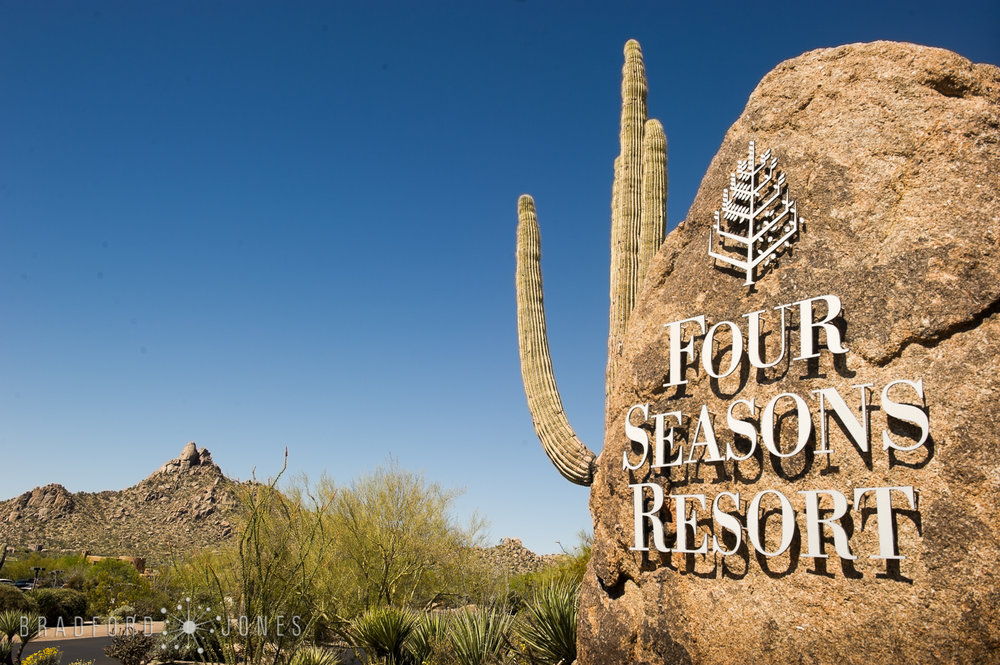 Photo of the Four Seasons Resort Scottsdale by Bradford Jones