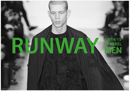 Mens Runway Analysis AW14/15  - Apparel