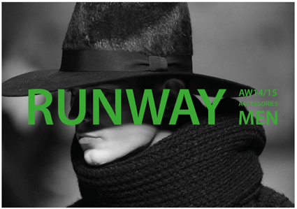 Mens Runway Analysis AW14/15 - Accessories