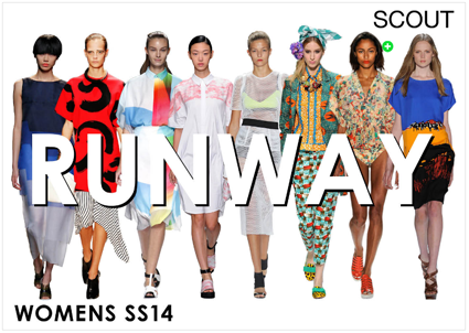 Womens Runway Analysis SS14 - Apparel