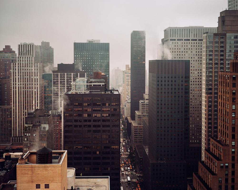 New York Rainstorm # 6  from £140.00