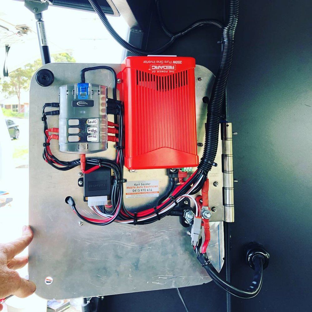 About Us Kurt Sander Mobile Auto Electrician Marine Electrical Wiring We Provide A Service Throughout The Greater Newcastle Area With Focus On Caravan And Camping Setups 4x4 Touring