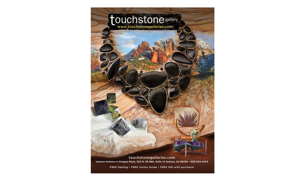 Touchstone Gallery Sedona AZ