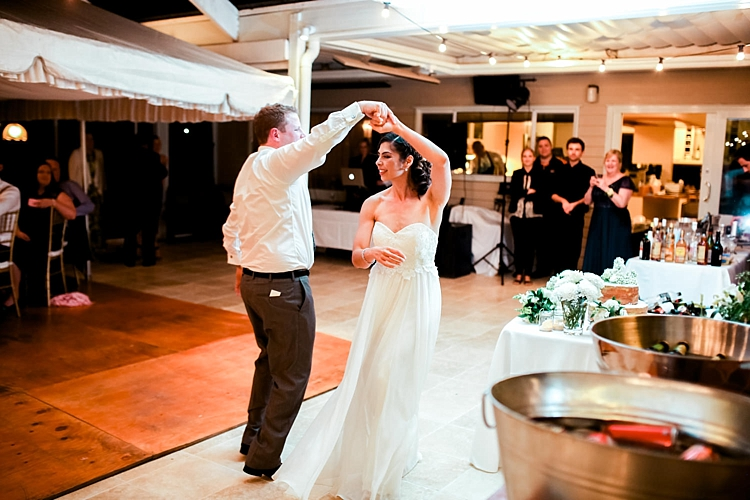 000031 Brisbane Fine Art Wedding Photograph of bride and groom engaging in their first dance.jpg
