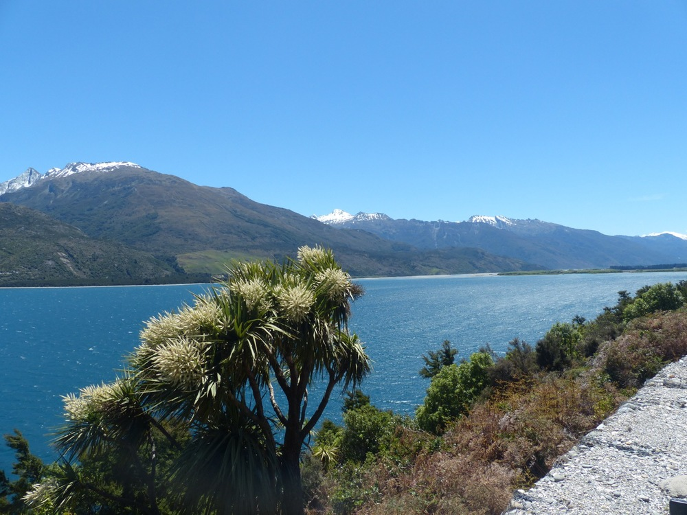 Lake Wanaka, first sighting....