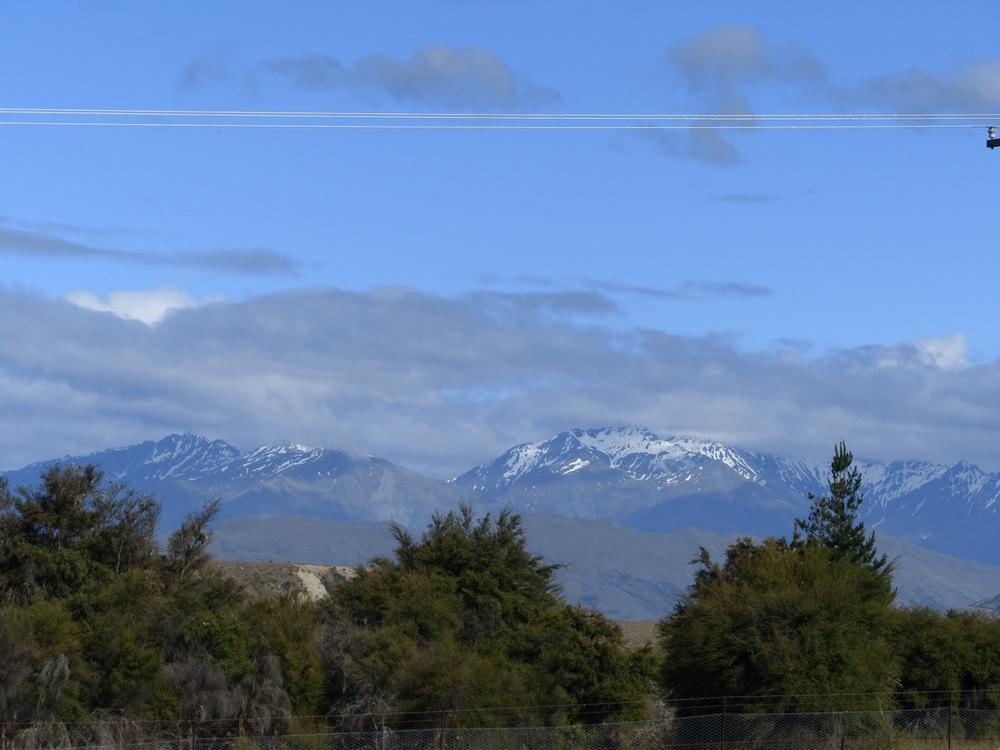 Goodbye pretty mountains!