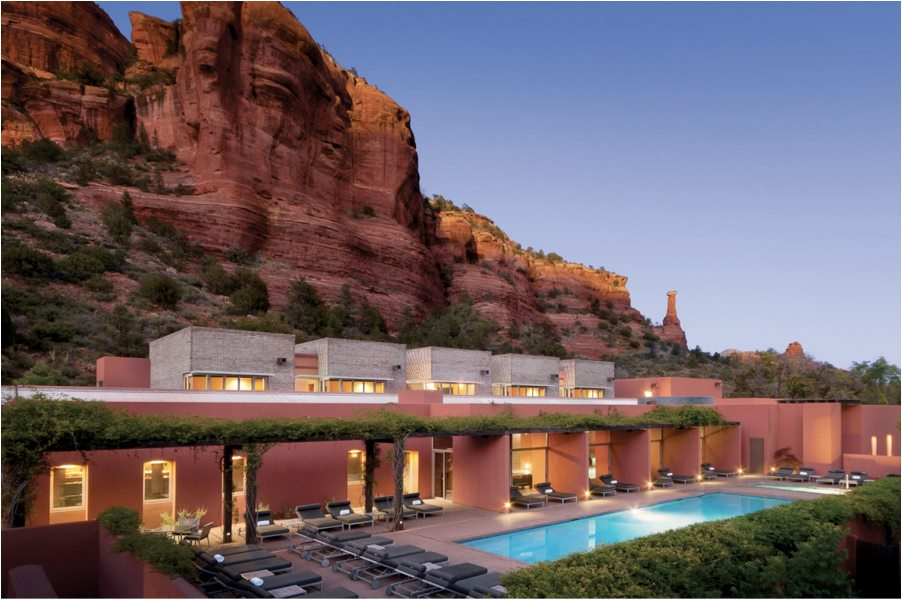Mii Amo Spa at Enchantment Resort in Sedona, AZ